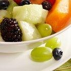 Datos saludables acerca de los melones