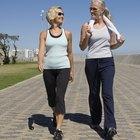 Cúanto tiempo necesitas caminar por día para perder peso