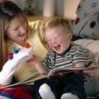 Cómo hacer un títere estilo Muppet para niños