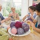 Cómo hacer un gorro tejido para adultos