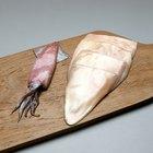 Cómo cocinar filetes de calamar en la sartén