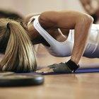 ¿Hacer flexiones de brazos quema grasa?