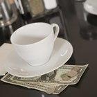 Leyes sobre las propinas en restaurantes