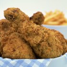 How Much Milk, Eggs & Flour Do I Use for Fried Chicken?