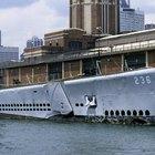 Cómo construir un submarino para un proyecto de ciencias