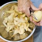 ¿Remojar las papas por anticipado elimina los carbohidratos?