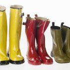 How to Fix Ripped Rubber Boots
