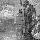 Manualidades del nacimiento de Juan Bautista para la escuela dominical
