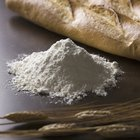 Difference Between All-Purpose & Bread Flour