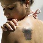 Acerca de los peligros del tatuaje y los efectos secundarios