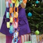 Actividades de cadenas de familia para los niños