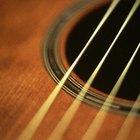 ¿Cómo debo afinar una guitarra Lap Steel de seis cuerdas?