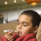 Cómo resolver un malestar estomacal y vómitos en niños