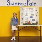 Proyecto de feria de ciencias de sexto grado sin usar demostraciones o cosas vivientes