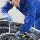 Cómo cambiar el núcleo del calefactor en una Ford Ranger