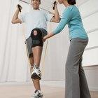 Peso y entrenamiento de fuerza para los caminantes