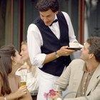 Reglas para las propinas en los restaurantes