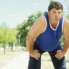 Ejercicios para alguien que tiene 50 libras de sobrepeso