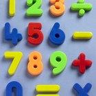 Actividades para enseñar los números cardinales y ordinales