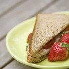 Lista de alimentos altos en fibra y bajos en calorías