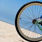 Cómo reemplazar los rodamientos de una rueda de bicicleta
