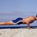 Cómo hacer flexiones con agarre cerrado