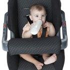 ¿Son seguros para los niños los asientos de automóvil con barra protectora?