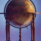 ¿Cuáles son los grados del Trópico de Capricornio?