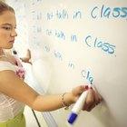 Cómo comportarse en el aula