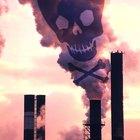 10 causas de contaminación de aire