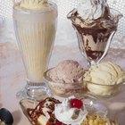 ¿El helado causa colesterol alto?