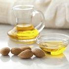 Aceite dulce de almendras contra el acné