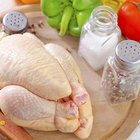 How to Bake Chicken With a Mashed Potato Coating