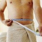 Esperanza de vida de alguien con un IMC normal pero con cintura ancha