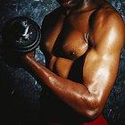 ¿Cuánta proteína necesitas cuando levantas pesas?