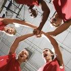 Juegos activos de gimnasio para adolescentes de secundaria