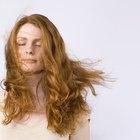 Cómo hacer un rodete con cabello largo