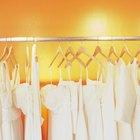 Cómo sacar la grasa de un vestido de tafetán