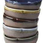 Cómo pintar sobre cerámica esmaltada