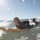 Consejos para levantarte más rápido en la tabla de surf
