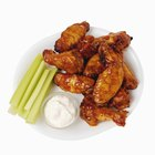 Can You Deep-Fry Chicken Wings With Sauce on Them?