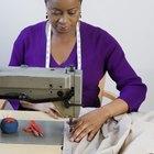 Cómo usar una máquina de coser de mano