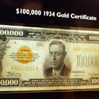 Where to Sell a Gold Certificate
