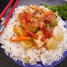 ¿Cuál es la comida china más baja en calorías?