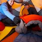 Cómo dormir mejor en una carpa