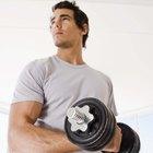 ¿Con qué frecuencia debo ir al gimnasio si me cuesta ganar masa muscular?
