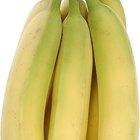 Las bananas ¿afectan los niveles de colesterol?