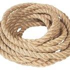 ¿Cuáles son los tipos y tamaños de las cuerdas de acondicionamiento físico?