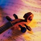 Cómo arreglar clavijas sueltas en un violín