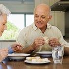 Nutricion y plan de comidas para las personas mayores